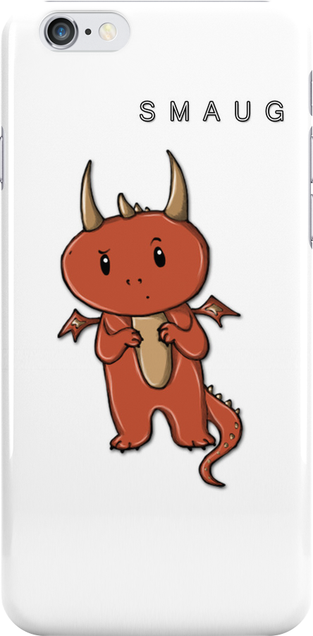 Smaug | Dragon [iPhone] by sebabybaby
