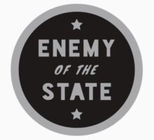 ENEMY of the STATE (Grey Inverted) by anarchei