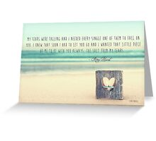 Lost For Words - February 2014 Greeting Card