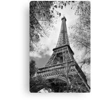 Paris in Springtime Canvas Print