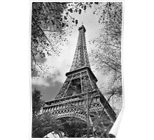 Paris in Springtime Poster