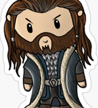 Thorin | Richard Armitage [without text] Sticker