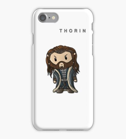 Thorin | Richard Armitage [with text] iPhone Case/Skin