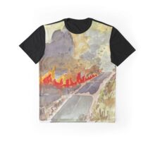 Veldfire in Magaliesburg Graphic T-Shirt