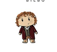 Bilbo | Martin Freeman [iPhone] by sebabybaby