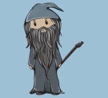 Gandalf | Ian McKellen [without text] Kids Clothes