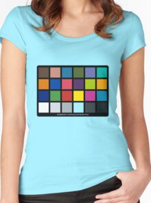 Greycard Women's Fitted Scoop T-Shirt