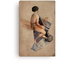 Venus Collage Canvas Print