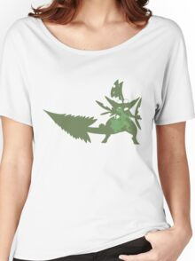 Sceptile Women's Relaxed Fit T-Shirt