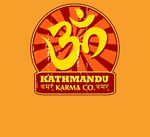 Kathmandu Karma Buddhist and New Age T-Shirt Unisex T-Shirt