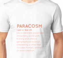 Lost Words: Paracosm Unisex T-Shirt