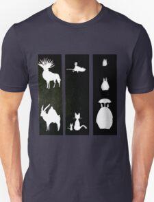 B&W Unisex T-Shirt