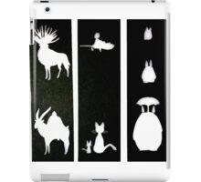 B&W iPad Case/Skin