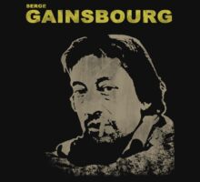 Gainsbourg by David Lowks