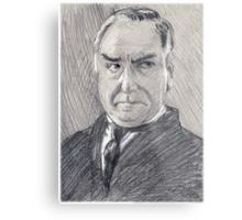 Charles Carson of Downton Abbey Metal Print