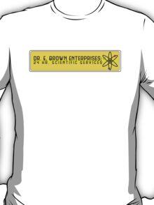 Dr. E. Brown Enterprises T-Shirt