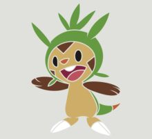 Chespin 1 by dreamlandart