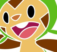 Chespin 1 Sticker