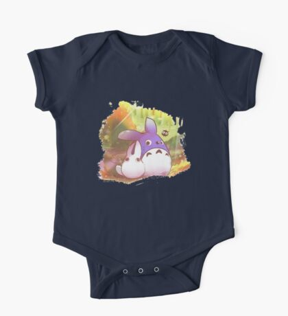 Totoro II One Piece - Short Sleeve