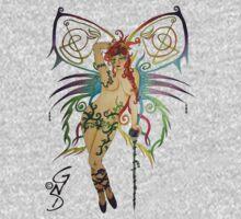 Celtic Fairy by GingerNutDesign