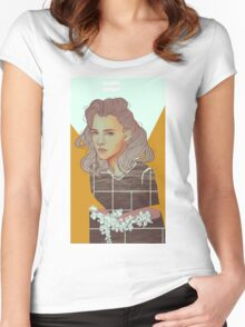 EQUALIZER Women's Fitted Scoop T-Shirt