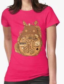 MechaTotoro Womens Fitted T-Shirt