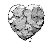 Rock Heart by FrancescoWild