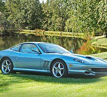 2000 Ferrari 550 Maranello by DaveKoontz