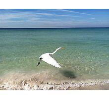 Lido Beach Photographic Print