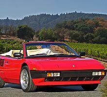 1985 Ferrari Mondial Cabriolet I by DaveKoontz