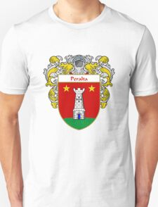 Peralta Coat of Arms/Family Crest T-Shirt
