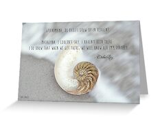 Lost For Words - December 2014 Greeting Card