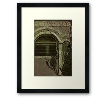 It's a cracking hotel Framed Print