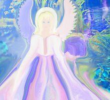 Angel of Serenity by Sherri     Nicholas
