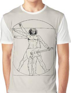 Vetruvian Rock Star  Graphic T-Shirt
