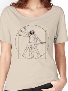 Vetruvian Rock Star  Women's Relaxed Fit T-Shirt