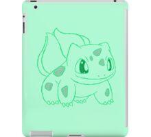 Bulbasaur iPad Case/Skin