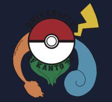 Pokemon - University Of Kanto '96 Baby Tee