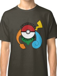 Pokemon - University Of Kanto '96 Classic T-Shirt