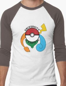 Pokemon - University Of Kanto '96 Men's Baseball ¾ T-Shirt