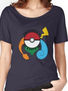 Pokemon - University Of Kanto '96 Women's Relaxed Fit T-Shirt