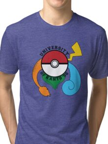 Pokemon - University Of Kanto '96 Tri-blend T-Shirt