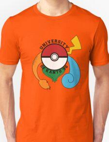 Pokemon - University Of Kanto '96 T-Shirt