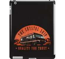 The Crystal Ship iPad Case/Skin