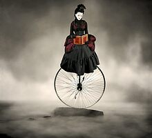 The Reader... by Karen  Helgesen