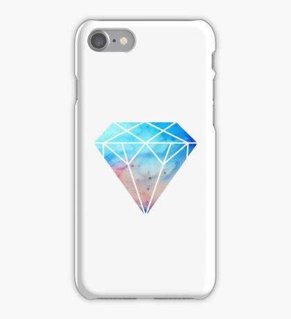 galaxy diamond iPhone Case/Skin
