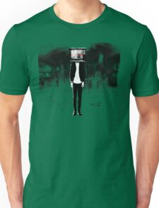 TV Head Unisex T-Shirt
