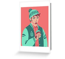 Trafalgar Law cpc Greeting Card