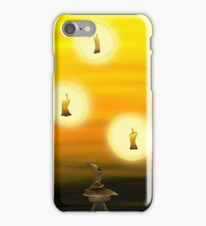 Sorting Hat Ceremony iPhone Case/Skin