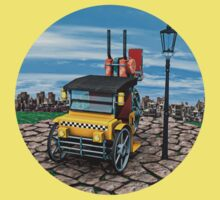 Steam Cab-Taxi  Kids Clothes